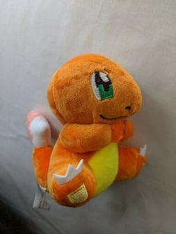 "Pokémon Charmander Plush Stuffed Animal Toy Small 4.5"" Poke"