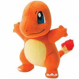 Pokemon Charmander Plush Toys Stuffed Animal Figure Doll Gif