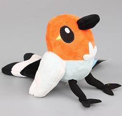 pokemon fletchling bird soft plush