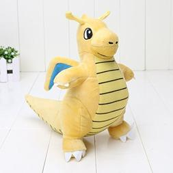 "Epic Gifts Pokemon Go Dragonite 9"" Stuffed Animal Plush Doll"
