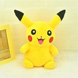NEW Japan Pokatoy PIKAPIKA 21st Anniversary Plush Soft Toy S