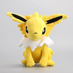 Pokemon Jolteon Soft Plush Figure Toy Anime Stuffed Animal 1