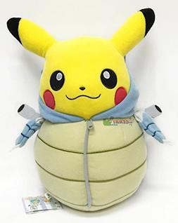 Banpresto Pokemon Pikachu Plush 10'' ~ Pikachu Plush wit