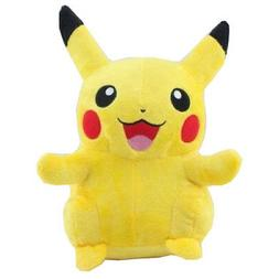 "Pokemon Plush Anime 12"" Pikachu Character Doll Stuffed Anima"