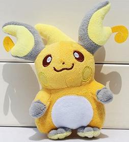 Small Pokemon Raichu Soft Stuffed Plush Figure , Generic