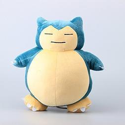 Pokemon Snorlax Soft Plush Figure Toy Anime Stuffed Animal 1