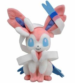 Pokemon Sylveon Plush Doll Stuffed Animal Soft Figure Kids T