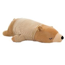 MMTTAO Polar Bear Plush Toys 20 Inch Stuffed Animals Dolls L