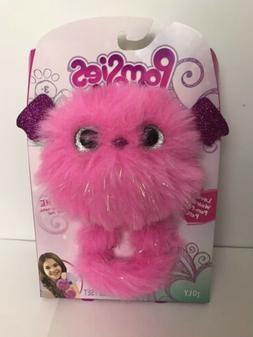 Pomsies Pom Pom Pet Zoey Dragon Plush Interactive Toy - Pink