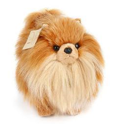 Pomeranian Dog Pet Stuffed Animal Plush Dolls - 19cm, Baby G