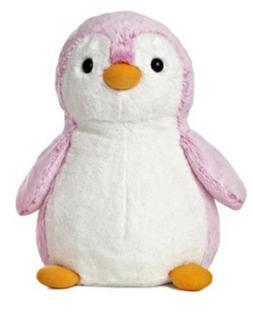 PomPom Pink Penguin 16 by Aurora