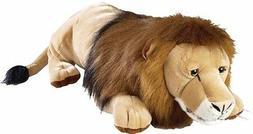 "Wild Republic Natural Poses 30"" Lion Lying"