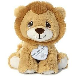 Aurora Precious Moments Hamilton Lion 8 Inch Stuffed Plush A