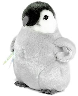 Prince the Baby King Penguin | 9 Inch Penguin Stuffed Animal