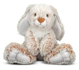 Melissa & Doug Princess Soft Toys 14 Plush Burrow Bunny by M