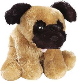 """Pug Fuzzy Fella 11"""" by Wild Republic"""