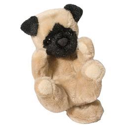 "Douglas Cuddle Toys Pug Lil' Handful 6"""