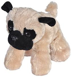Wild Republic Pug Plush, Stuffed Animal, Plush Toy, Gifts fo
