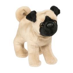 "Pug Stuffed Animal 8"""