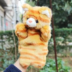 Puppet Show Plush Stuffed Doll Animal Hand Glove Preschool C
