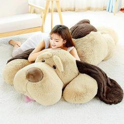 Giant Stuffed Animals Pillow Puppy Dog Big Plush Extra Large