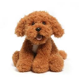 "GUND Jewel Poppy Puppy Dog Stuffed Animal Plush, Brown, 10"""