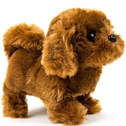 Puppy Plush Dog Toy for Kids - Puppy Toy,Walks, Barks - Batt