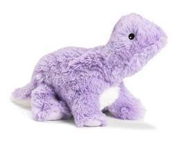 Purple Dinosaur - Warmies Cozy Plush Heatable Lavender Scent