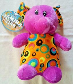 Purple Elephant Stuffed Plush Kelly Toy Animal Pals by Kuddl