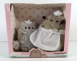 GUND Pusheen and Stormy Baking Plush Stuffed Animals Collect