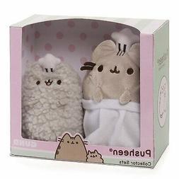 Gund Pusheen & Stormy Baking Stuffed Animal Plush Collector