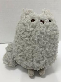 Gund Pusheen Cat Plush Stuffed Animal 6 inches Tall Grey Kit