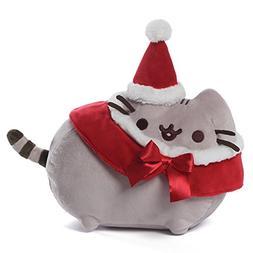 GUND Pusheen Christmas Plush Stuffed Animal