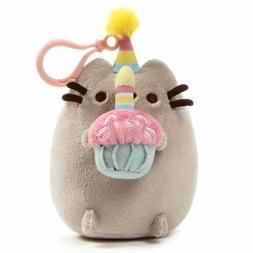 pusheen snackable birthday cupcake stuffed