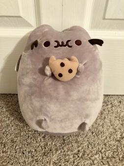 Pusheen with Cookie Plush Stuffed Animal Gund New With Tags