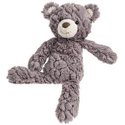Mary Meyer Putty Bear Small Teddy Bear Soft Toy, Grey