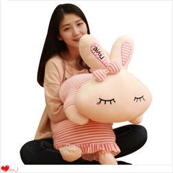 Rabbit pillow <font><b>baby</b></font> doll kawaii plush gir