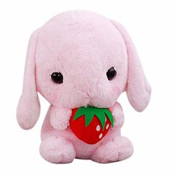 DORIC Rabbit Plush Stuffed Animals 9 inch Plushies Toys Gift