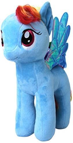 Rainbow Dash Little Pony Large - Stuffed Animal by Ty