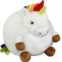 """Squishable / Rainbow Unicorn Plush - 15"""""""
