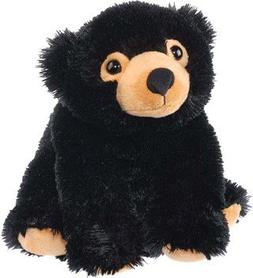 "Rascals Black Bear 9"" by Wild Republic"