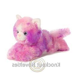 Razberryripple Pink Cat Mini Flopsie 8 by Aurora
