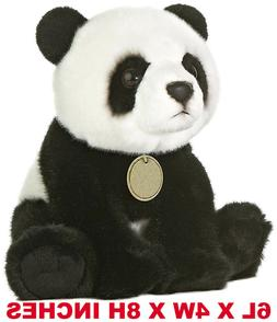 Realistic Giant Panda Cub Pet Plush, Boy And Girl Stuffed An
