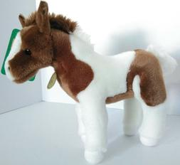 Realistic Pinto Foal Stuffed Miyoni Horse by Aurora Around 1