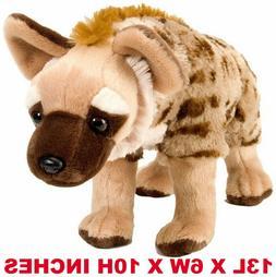 Realistic Spotted Hyena Pet Plush, Kids And Children Stuffed