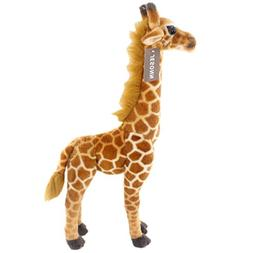 JESONN Realistic Stuffed Animals Giraffe Plush Toys 23.6 Inc