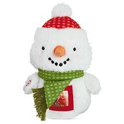 Hallmark Recordable Peekaboo Snowman Stuffed Toy