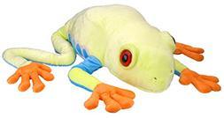 Red Eyed Tree Frog Cuddlekin 30 by Wild Republic