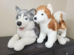 Red Husky Dog KODA Douglas Plush Stuffed Animal Huskie Wolf