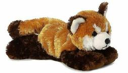 Red Panda Mini Flopsie - Stuffed Animal by Aurora Plush  - A